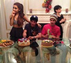 Rare Ariana and jai