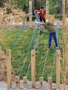 DIY Swing Sets