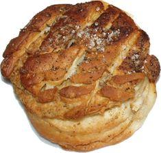 pogatschen Snacks Für Party, Bread Baking, Baked Potato, Banana Bread, French Toast, Food And Drink, Breakfast, Ethnic Recipes, Desserts