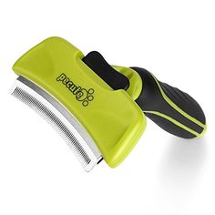 cat shedding blade - Pecute Deshedding Tool Curved Comb Blades Grooming Brush with Self Cleaning Fur Remover Button - Reduce Shedding For Long and Short Hair Blades -- You can find out more details at the link of the image. (This is an affiliate link) Large Dogs, Small Dogs, Cat Shedding, Cat Hair, Star Work, Cat Grooming, Hair Removal, Pet Supplies, Dog Cat