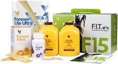 Machen Sie nach Clean9 mit dem F15-Programm weiter und Sie sind auf dem besten Weg zu Ihrer Wunschfigur. Forever Aloe, Clean9, Forever Living Products, Aloe Vera, Feel Better, Healthy Life, Fitness, Fiber, Essential Oils