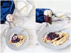 camembert-blueberries crepes by kofaragozsuzsiphotos  www.facebook.com/kofaragozsuzsiphotos