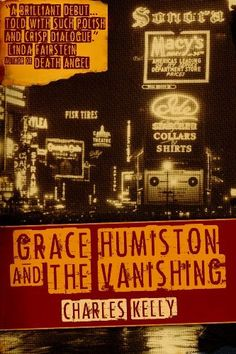 """Grace Humiston and the Vanishing by Charles Kelly. What a wonderful story of one of the first female private detectives in America. Definitely a """"love"""" on my list. Enjoyed the story, suspense, twists and seeing the clever and quite remarkable mind of Grace Humiston at work."""