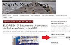 Blog do Sérgio Moura: Satisfação aos seguidores e visitantes