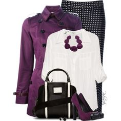 """""""Trench Coats"""" by pinkroseten on Polyvore"""