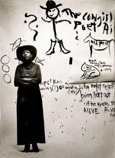 The poet Ai