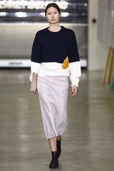 Perret Schaad Berlin Fall 2016 Fashion Show Collection
