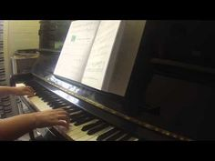 Swing Low, Sweet Chariot Piano Adventures lesson book 3B - YouTube