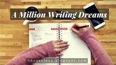A Million Writing Dreams - Summer Snowflakes