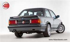 Used 1987 BMW 3 Series for sale in Hampshire from 4 Star Classics. Sport Seats, Bmw E30, Limited Slip Differential, Bmw 3 Series, Driving Test, Used Cars, Classic Cars, Engineering, Hampshire