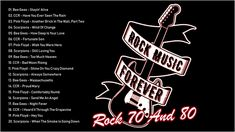 Rock - Bee Gees, CCR, Pink Floyd, Scorpions Greatest Hits * Thanks you for watching! * Don't forget to SUBCRIBE, Like & Share my video if you enjoy i. Scorpions Wind Of Change, Pink Floyd Albums, New Age Music, Music Tabs, Creedence Clearwater Revival, Concord Music, Barry Gibb, Wish You Are Here, Musica