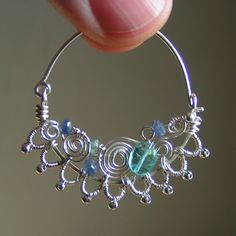 wire nath nose ring - Google Search