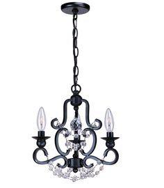 South Shore Decorating: Crystorama 9337-BK Orleans Chandelier CTR-9337-BK