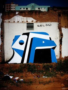 Selon, Brazil - unurth | street art