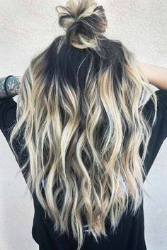 8 pretty pictures that will convince you to try the gray ombre trend 36 easy summer hairstyles to do yourself solutioingenieria Gallery