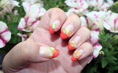 Thulian In Wonderland: Fimo fruit nails