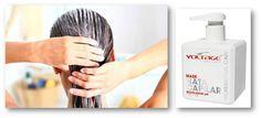 Mascarilla que refuerza la elasticidad y tiene un efecto tensor inmediato sobre el cabello. http://www.voltagecosmetics.com/spa/item/ART00091.html