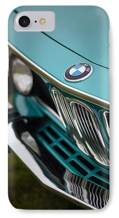 Bmw 3.0 Cs Front Phone Case by Mike Reid