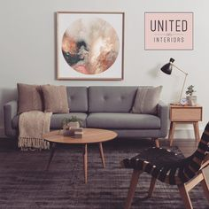 Hi everyone! Our friends at United Artworks are now @united_interiors. Stay tuned for some exciting news and updates #comingsoon