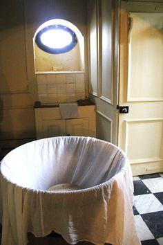 Ham House, bathroom