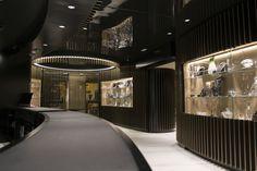 Joyería Jenaro by STGO Arquitectura Jewelry Stores, Buildings, Interiors