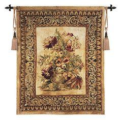 Fine Art Tapestries Classical Porto Sienna by Liz Jardine Tapestry