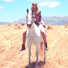 Love horses. Love wide open spaces. LoveTribal -  #TreeOfLifeLove