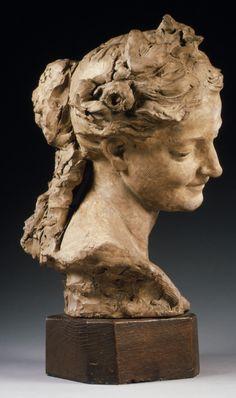 Stone Sculpture, Sculpture Art, Carpeaux, Sculptures Céramiques, Jean Baptiste, Terracota, Classical Art, Fauna, Figurative Art