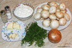 Ciulama de ciuperci ingrediente