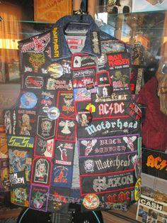 Kutte/Battle Jacket