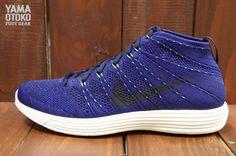 nike flyknit chukka dark obsidian 04 Nike Flyknit Chukka Dark Obsidian
