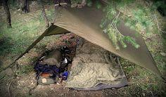 Campflickr.com Bushcraft Backpack, Bushcraft Kit, Bushcraft Skills, Bushcraft Camping, Camping Survival, Outdoor Survival, Survival Skills, Camping Style, Tent Camping