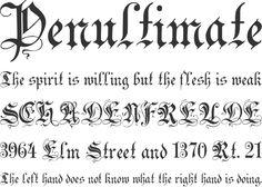 Free Font Zenda by Paul Lloyd | Font Squirrel