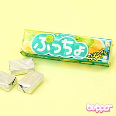 Puccho Chewy Candy - Sweetie Citrus