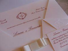 Marie Papiers  |  Convites Exclusivos: Convite a ousadia na elegância
