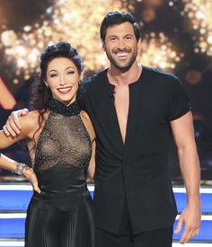 Meryl and Maks DWTS 10th Anniversary Special. 2015