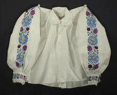 Romanian Folk Clothing, Ethnic, Embroidery, Blouse, Long Sleeve, Sleeves, Clothes, Tops, Women
