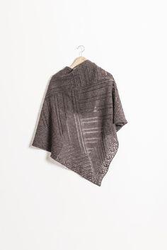 Ravelry: Tilt pattern by Leila Raabe Wool Shop, Brooklyn Tweed, Moss Stitch, Stockinette, Casual Elegance, Knitted Shawls, Stylish Girl, Shawls And Wraps, Crochet Yarn