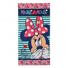 Toalla Minnie Cherry