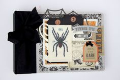 Open if you Dare - Mini album - Scrapbook.com