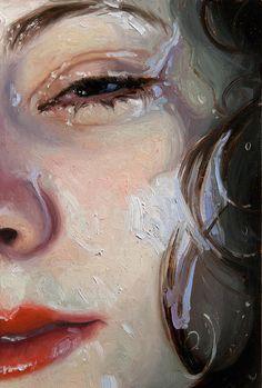 By Alyssa Monks. #AlyssaMonks #Art #Painting