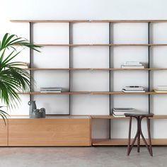 T851 Shelves by Mario Ruiz | EXPORMIM | DomésticoShop