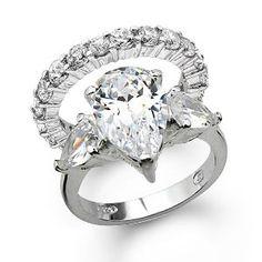 Jessica Simpson Engagement Ring Nick Lachey Replica