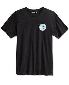 Hurley Men's Eye Con Graphic-Print T-Shirt