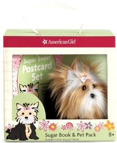 Sugar Book & Pet Package (American Girl): Carrie Anton, Sergio Giovine, Lisa Wilber: 9781593697358: Amazon.com: Books