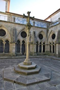 Se do Porto, Cloister Portugal