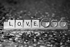 Scrabbled in Love! Photography by TaraLynnSen.com