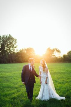 Image by Claudia Rose Carter - White Leaf Bridal At Home Marquee Wedding Ted Baker Suit Floral Bridesmaids Dresses Claudia Rose Carter Photography