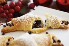 . κρουασάν με σοκολάτα=σταθερή αξία #Pillsbury #croissant #breakfast