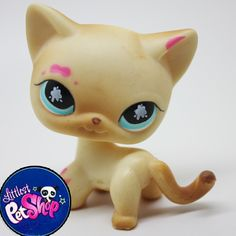 Littlest Pet Shop LPS Cat Toy Animal Figures Collection 2214 | eBay